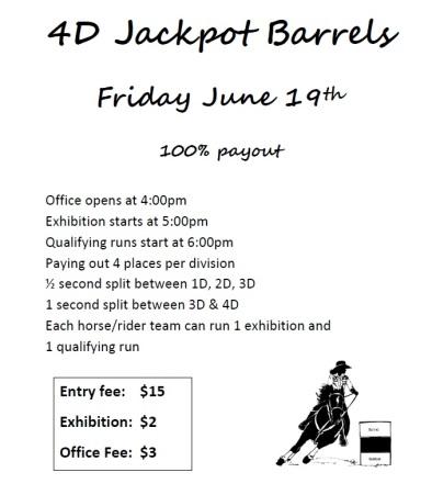 jackpot barrels